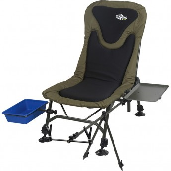 Кресло карповое NORFIN BOSTON NF с обвесами